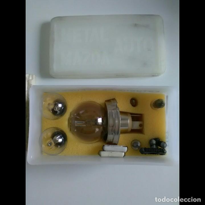 Coches y Motocicletas: Seat 124 recambio caja bombillas y fusibles Mazda - Foto 7 - 122784995