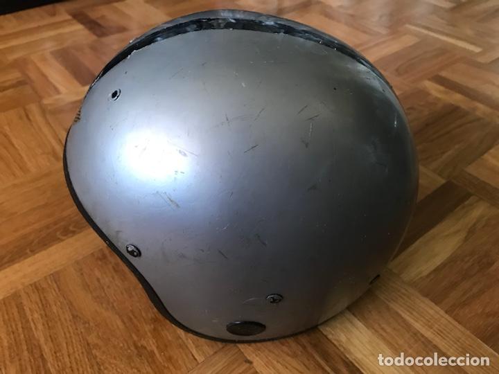 Coches y Motocicletas: Antiguo casco de plástico - Foto 4 - 126244232