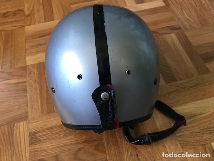Coches y Motocicletas: Antiguo casco de plástico - Foto 6 - 126244232