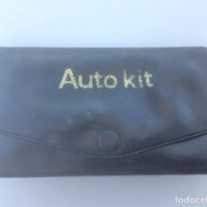 Coches y Motocicletas: ANTIGUO AUTO KIT. TIPO MONEDERO.. Lote 128245279