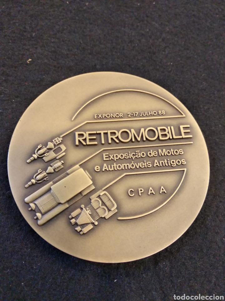 Coches y Motocicletas: Medalla clube português de automóveis antigos. - Foto 2 - 128269871
