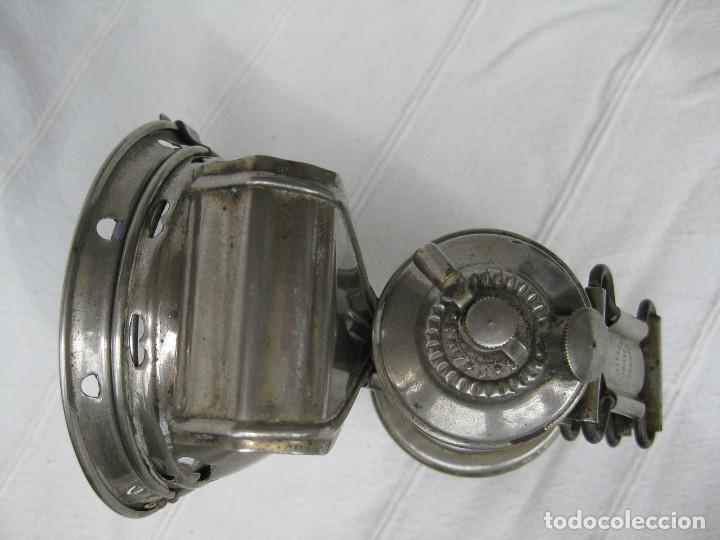 Coches y Motocicletas: CARBURO PARA BICICLETA, LINTERNA, MARCA MILLET LIMITED - Foto 4 - 128628927