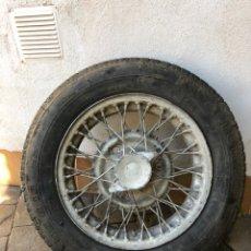 Coches y Motocicletas: LLANTA JAGUAR E- TYPE ANTIGUO. Lote 128970988