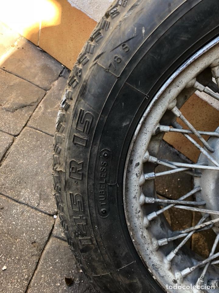 Coches y Motocicletas: Llanta Jaguar e- type antiguo - Foto 3 - 128970988