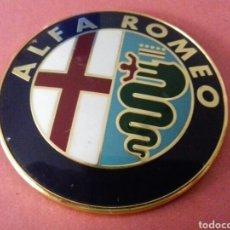 Coches y Motocicletas: PLACA ALFA ROMEO. Lote 44338567