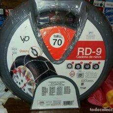 Coches y Motocicletas - Cadena de nieve RD-9 Talla 70 9mm. Nunca utilizada,Cerrada,Precintada - 130394218