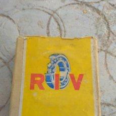 Coches y Motocicletas: ANTIGUO RODAMIENTO RIV TRACTOR - MADE IN ITALY -. Lote 130447882