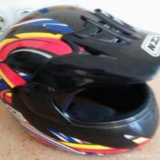 Coches y Motocicletas: CASCO MOTOCROSS NZI ROAD HOMOLOGADO. Lote 131261647