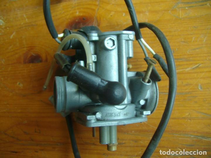 PARTE CARBURADOR MIKUNI V M 20 316 (Coches y Motocicletas - Repuestos y Piezas (antiguos y clásicos))