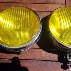 Coches y Motocicletas: FAROS ANTINIEBLA ZED 1000. Lote 132208975