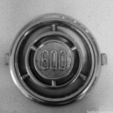 Coches y Motocicletas: ANAGRAMA LOGO SEAT 600. Lote 132638274