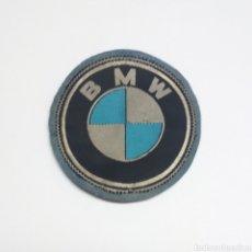 Coches y Motocicletas: PARCHE TELA BMW AÑOS 80. Lote 132889489