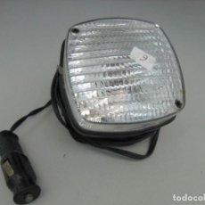 Coches y Motocicletas: ANTIGUA LAMPARA PARA CONECTAR EN EL MECHERO DEL COCHE.. Lote 132956578