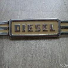 Coches y Motocicletas: DIESEL-EMBLEMA/LOGOTIPO. Lote 133777826