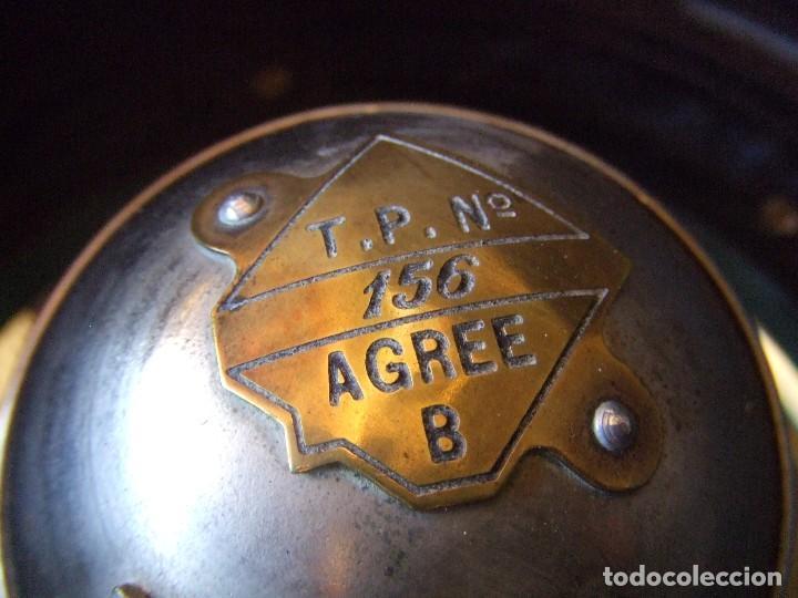 Coches y Motocicletas: FARO DE CARBURO ACETILENO SAM MAGONDEAUX FRANCES PARA COCHE ANTIGUO AÑOS 1910 - 20 - Foto 21 - 133951222