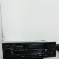Coches y Motocicletas: KENWOOD RADIO CASSETTE COCHE. Lote 134873234