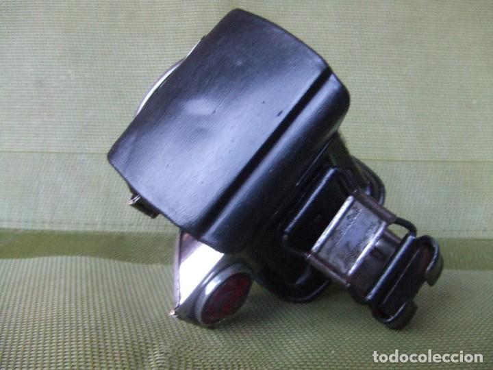 Coches y Motocicletas: FARO FAROL MILLER MOTO O BICICLETA INGLES - Foto 12 - 137156030