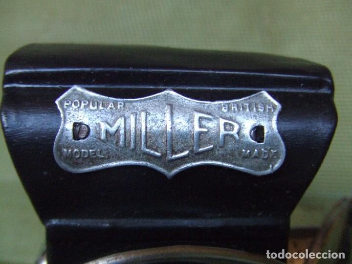 Coches y Motocicletas: FARO FAROL MILLER MOTO O BICICLETA INGLES - Foto 17 - 137156030