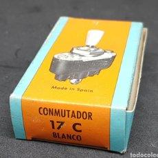 Coches y Motocicletas: VEHICULO CLASICO - CONMUTADOR 17 C - BLANCO - CAR123. Lote 138788990