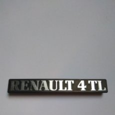 Coches y Motocicletas: ANAGRAMA RENAULT 4 TL. Lote 195495331