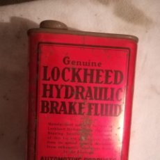Coches y Motocicletas - Bote de líquido de frenos Lockheed Hydraulic Brake Fluid - 140654494