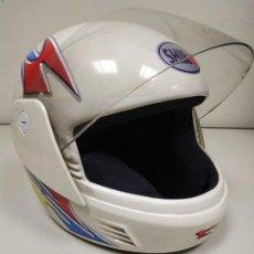 Coches y Motocicletas: 1118- CASCO MOTOCICLETA SHIRO SH 7100 SH 7100 L 59/60 AÑOS 80. Lote 142080814