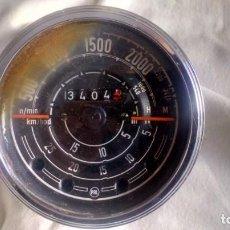 Coches y Motocicletas: ANTIGUO CUENTARREVOLUCIONES. AÑOS 60/70.. Lote 145399174
