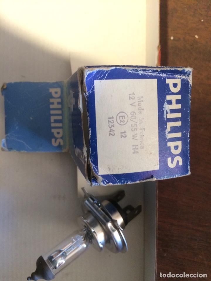 Coches y Motocicletas: Lote Fusibles antiguos coche BOSCH y tipo Bosch + bombillas - Foto 5 - 146750242