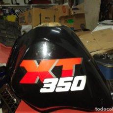 Coches y Motocicletas: YAMAHA XT-350,DEPOSITO GASOLINA,SIN GRIFO GASOLINA NI TAPÓN.. Lote 147065070
