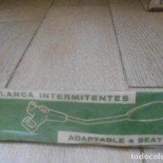 Coches y Motocicletas: PALANCA INTERMITENTES SEAT 850 850 CUPÉ MONREVIL .. Lote 152431856