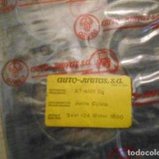 Coches y Motocicletas: JUNTA CULATA SEAT 124 MOTOR 1600 .. Lote 149391246