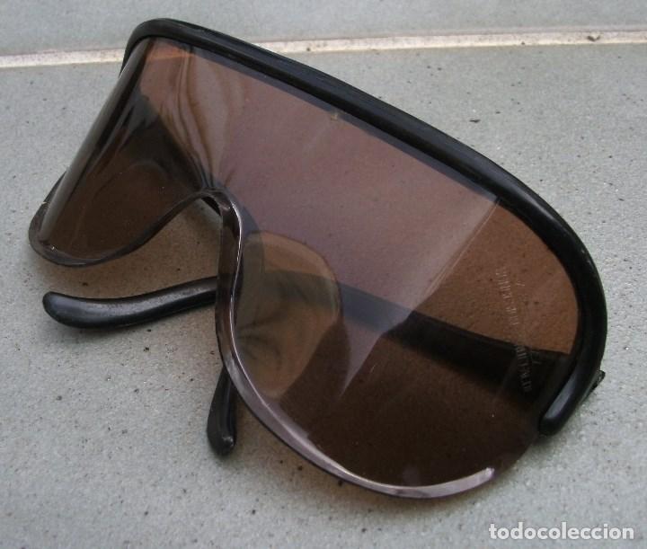 Coches y Motocicletas: gafas de moto leonelli concesion barufaldi, plastico, años 60 aprox - Foto 2 - 150952862