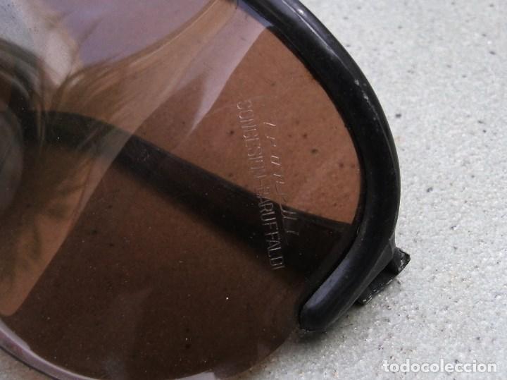 Coches y Motocicletas: gafas de moto leonelli concesion barufaldi, plastico, años 60 aprox - Foto 3 - 150952862