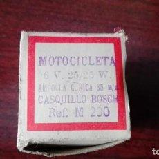 Coches y Motocicletas: BOMBILLA MOTOCICLETA. Lote 151262546