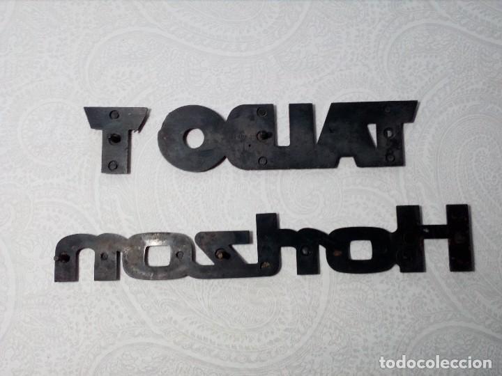 Coches y Motocicletas: INSIGNIAS TALBOT HORIZON - Foto 7 - 151549514