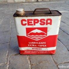 Coches y Motocicletas: LATA ACEITE CEPSA. Lote 153833314