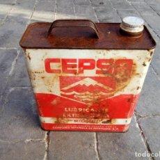 Coches y Motocicletas: LATA ACEITE CEPSA. Lote 153833650