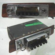 Coches y Motocicletas: AUTO RADIO CLASICO - ANGLO TA2P4E -LICENCIA RADIOMATIC-SPAIN 1965 - COCHE AUTORADIO - RADIO CASETE -. Lote 154879742