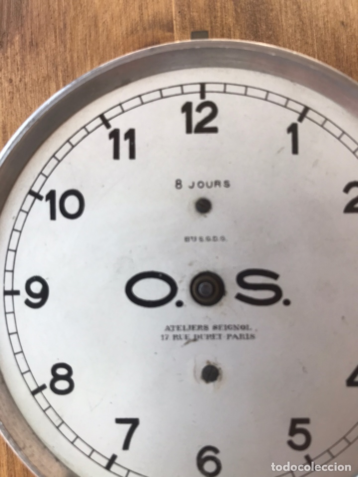 Coches y Motocicletas: Reloj de un coche antiguo - Foto 2 - 156986586