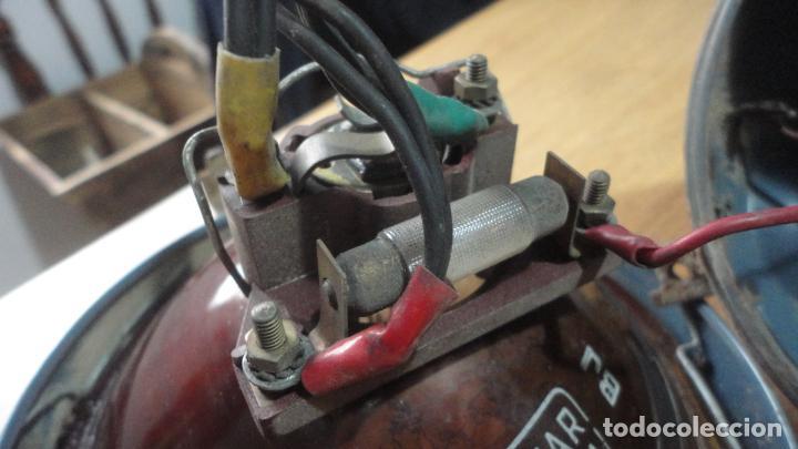 Coches y Motocicletas: ANTIGUO FOCO FARO LUZ KINBY TRACTOR? MOTOCICLETA? AÑOS 50? - Foto 13 - 157862346
