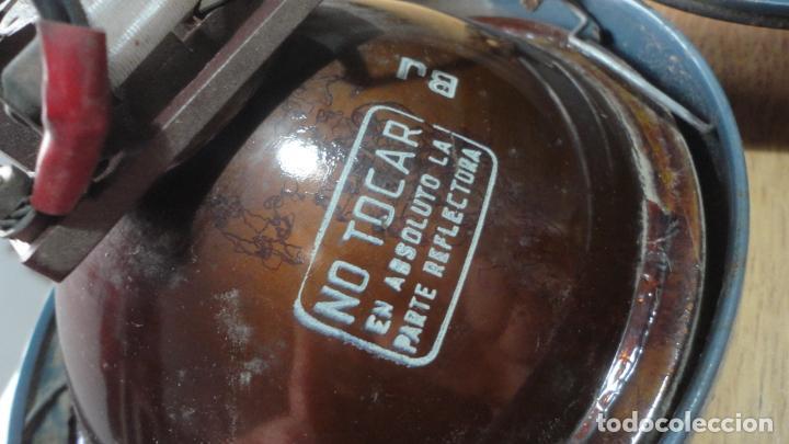 Coches y Motocicletas: ANTIGUO FOCO FARO LUZ KINBY TRACTOR? MOTOCICLETA? AÑOS 50? - Foto 14 - 157862346