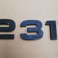 Autos und Motorräder - Emblema camión Pegaso 1231T Bocanegra - 158119834