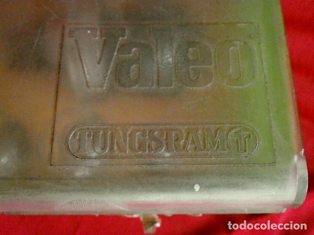Coches y Motocicletas: VALEO - TUNGSRAM - JUEGO REPUESTO BOMBILLAS PARA COCHE - Caja CON 5 LAMPARAS faro - Citroen C 15 - Foto 3 - 158965046