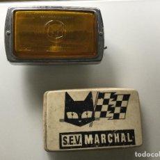 Coches y Motocicletas: OPTICA FARO MARCHAL CON FUNDA REPUESTO COCHE CLASICO RALLYE. Lote 159378702