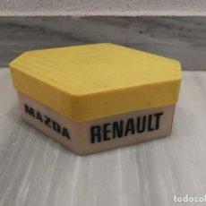 Coches y Motocicletas: ESTUCHE REPUESTO RENAULT R6 - R7 - R10 - R8 - R12 - R5(950) Y MUCHOS MAS 7 LAMAPARAS Y 3 FUSIBLES. Lote 159725634