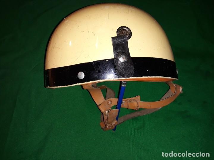 CASCO AÑOS 50 (Coches y Motocicletas - Repuestos y Piezas (antiguos y clásicos))