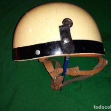 Coches y Motocicletas: CASCO AÑOS 50. Lote 174105635