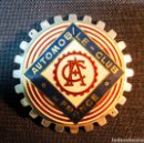 Coches y Motocicletas: ESCUDO METALICO PARA MOTO O COCHE AÑOS 50-60, FRANCE. Lote 160983238