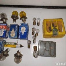 Coches y Motocicletas: LOTE BOMBILLAS. Lote 161460022