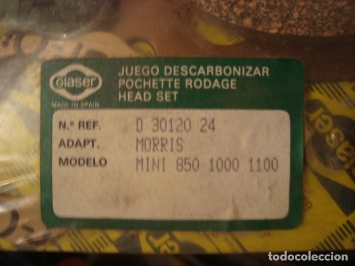 Coches y Motocicletas: JUEGO MOTOR MORRIS 850 1000 1100 , VER FOTO DE REFERENCIA . NUEVO - Foto 2 - 162516118
